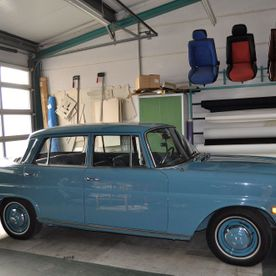 Spranger Oldtimer Restauration